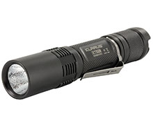 Klarus XT2C Dual Button Flashlight - CREE XPL-HI-V3 LED - 1100 Lumens - Uses 1 x 18650 (included) or 2 x CR123A