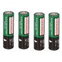 Evergreen LR6AM3-EVG-S (4SHK) AA 1.5V Alkaline Button Top Batteries - 4 Pack Shrink Wrap (200 Shrink Packs per Case)