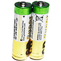 Gold Peak 30011E (2SHK) AA 1.5V Alkaline Button Top Batteries - 2 Pack Shrink Wrap (100 Shrink Packs per Case)