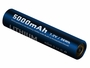 Battery pack for JETBeam SSR50 flashlight