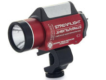 Streamlight Vantage Hemlet-Mounted LED Light - Red NFFF Model - 1 x White and 1 x Blue LEDs - Includes 2 x CR123A (69157)