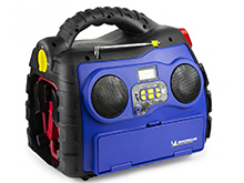 Wagan ML0728 Michelin Multi-Function Portable Power Source XR1