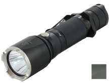 Fenix TK15UE Ultimate Edition Tactical Flashlight - CREE XP-L HI V3 LED - 1000 Lumens - Uses 1 x 18650 or 2 x CR123As - Black or Grey