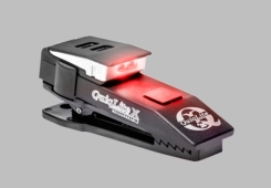 QuiqLite X USB Rechargeable Red/White LED Light (QUIQLITE-Q-XRW)