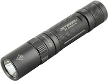 JETBeam JET-III ST Cycler Flashlight - CREE XM-L T6 LED - 425 Lumen  - Uses 2 x CR123As or 1 x 18650