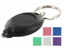 Titanium Innovations KEYLIGHT Keychain LED Light - Various Colors