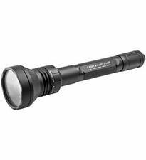 SureFire UBR Invictus Rechargeable Variable Output LED Flashlight - 800 Lumens - Uses 1 x SureFire Battery Pack (Included) or 2 x CR123As (UBR-A-BK)
