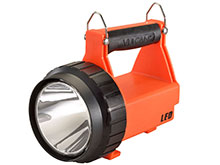 Streamlight Fire Vulcan LED Rechargeable Lantern - C4 LED, Blue LED Taillights - 180 Lumens - Class I Div 2 - Includes Li-ion Battery