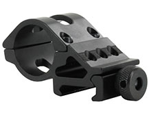 Klarus Metal Offset Picatinny Gun Mount-3 - Fits XT10, XT11, XT20 & XT30 Model Flashlights (MGM-3)