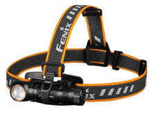 Fenix HM61R Multi-Functional Rechargeable LED Headlamp - Luminus SST40 - 1200 Lumens - Includes 1 x 18650