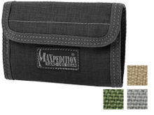 Maxpedition 0229 Spartan™ Wallet - Available in 4 Colors
