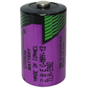 Tadiran iXtra Series TLL-5902 1/2AA 1100mAh 3.6V Lithium Thionyl Chloride (Li-SOCI2) Button Top Batteries - Case of 540