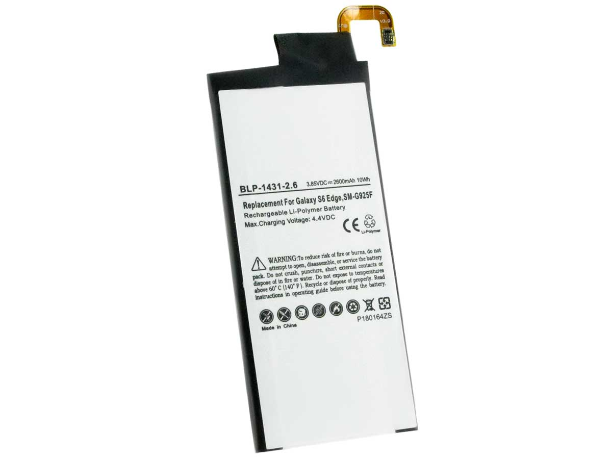 Samsung Galaxy S6 Edge Battery