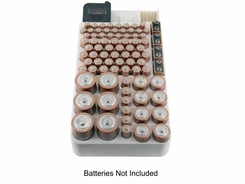 A Range Battery Store 82+ - Battery Storage Rack with Tester  WKT4162