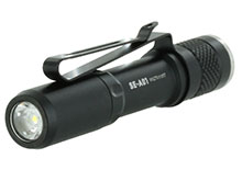 JETBeam SE-A01 Everyday Carry Flashlight - CREE XP-G LED - 130 Lumens - Uses 1 x AAA