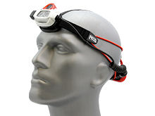 Petzl NAO + Rechargeable Multi-Beam LED Headlamp - 750 Lumens - Includes 2600mAh Li-Ion Battery Pack
