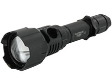 Klarus FH10 Multicolor Flashlight - Red, White and Green LEDs - 700 Lumens - Uses 1 x 18650 or 2 x CR123A - Bundle Available!