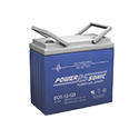 Power-Sonic Power-Gel DCG12-125 125Ah 12V Rechargeable Sealed Lead Acid (SLA) Battery - T11 Terminal