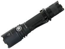 Fenix TK20R USB Rechargeable Tactical Flashlight - CREE XP-L HI V3 LED - 1000 Lumens - Uses 1 x 18650 (Included) or 2 x CR123A