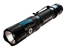 Powertac E5R-G4 Rechargeable LED Flashlight - CREE XHP35 - 1800 Lumens - Includes 1 x 18650