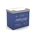 Power-Sonic Power-Gel DCG12-85 85Ah 12V Rechargeable Sealed Lead Acid (SLA) Battery - T6/U Terminal
