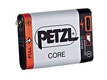 Petzl E99ACA CORE 1250mAh Replacement Lithium Ion (Li-Ion) Battery Pack for Petzl HYBRID Headlamps