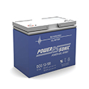 Power-Sonic Power-Gel DCG12-100 100Ah 12V Rechargeable Sealed Lead Acid (SLA) Battery - T11 Terminal