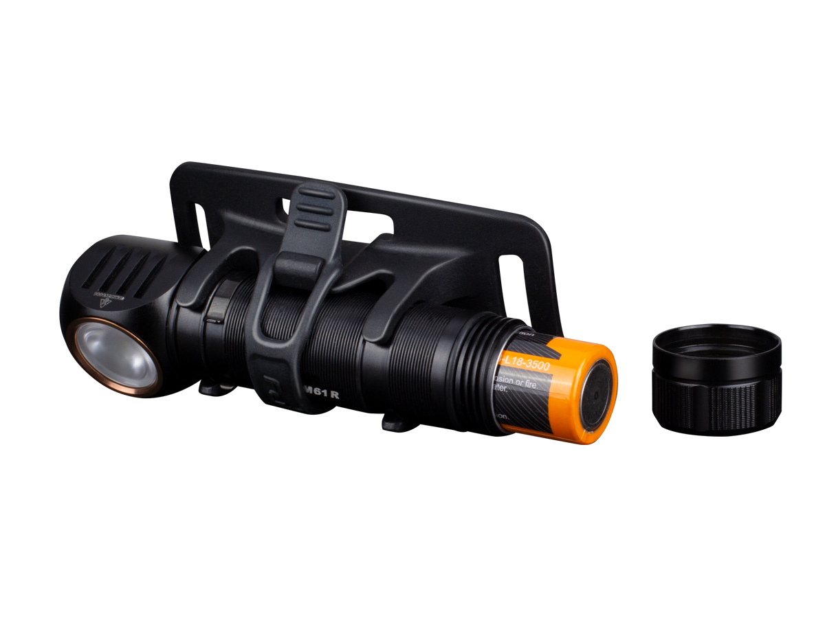 Fenix HM61R Flashlight Headlamp Battery