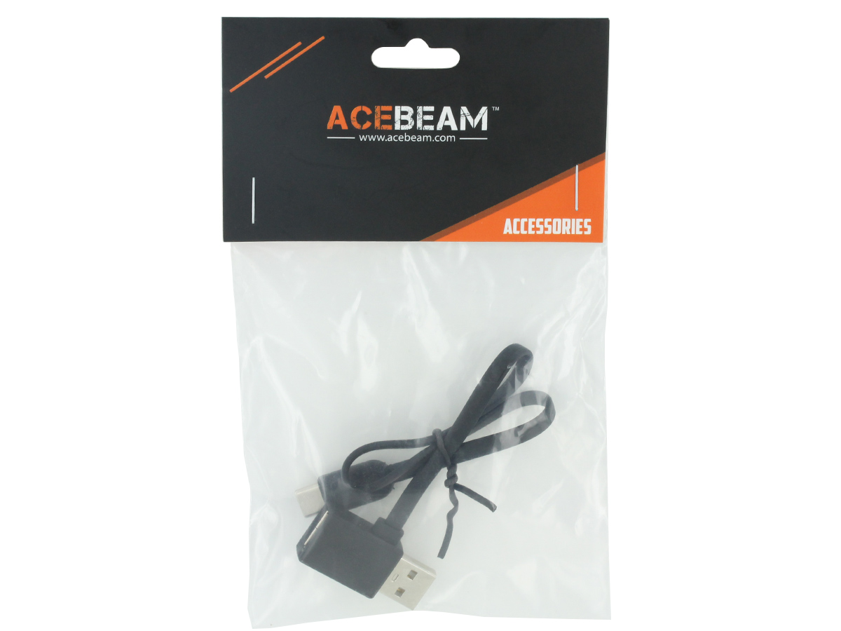Acebeam USB C Charging cable