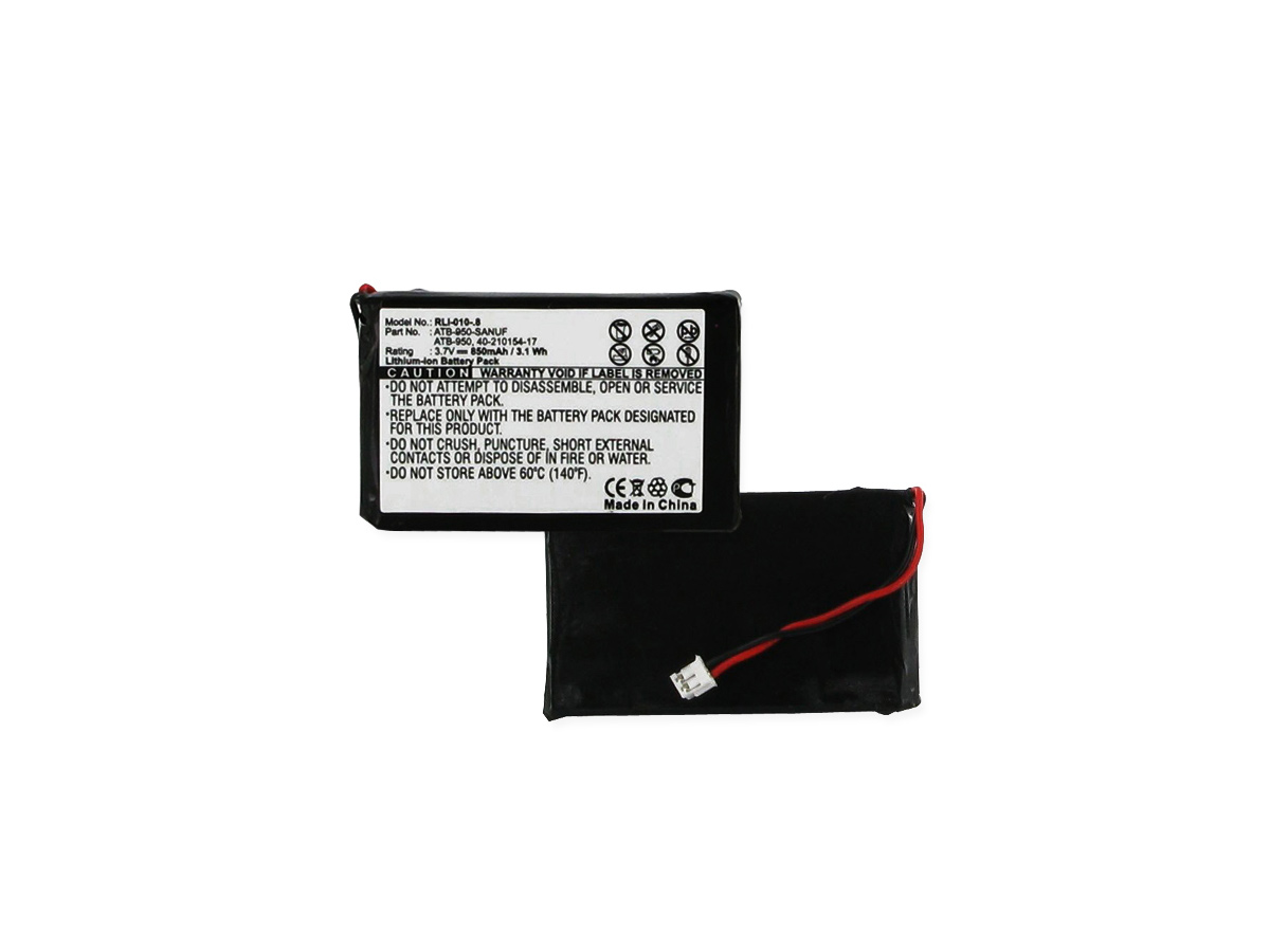 Li-Ion battery replacements pack