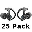 SureFire EarPro EP10 Sonic Defender Ultra Max Earplugs - Box of 25 Pair