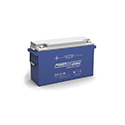Power-Sonic Power-Gel DCG12-140 140Ah 12V Rechargeable Sealed Lead Acid (SLA) Battery - T11 Terminal