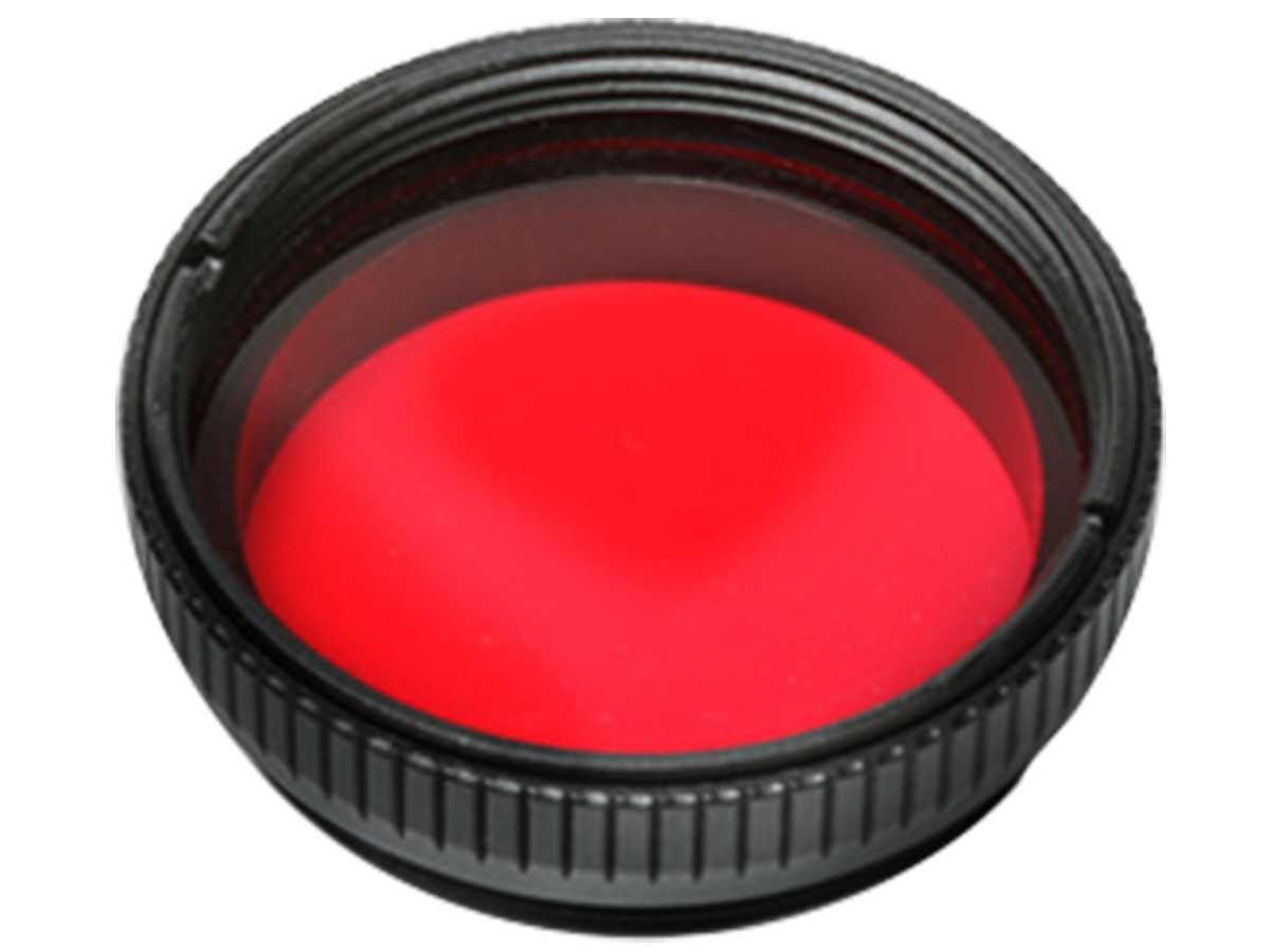 Red Flashlight Filter