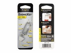 Nite Ize DoohicKey Key Tool 6-in-1 Multi-Tool - Stainless (KMT-11-R3)