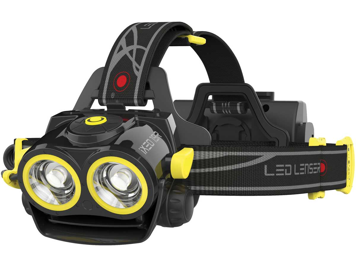 Led Lenser iXEO 19R Rechargeable Headlight