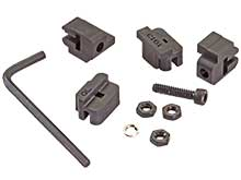 Streamlight 69175 Key Kit for the TLR-1 and TLR-2 Series and includes Rail Locating Keys for Glock style, 1913 Picatinny, S&W 99/TSW, Beretta 90two