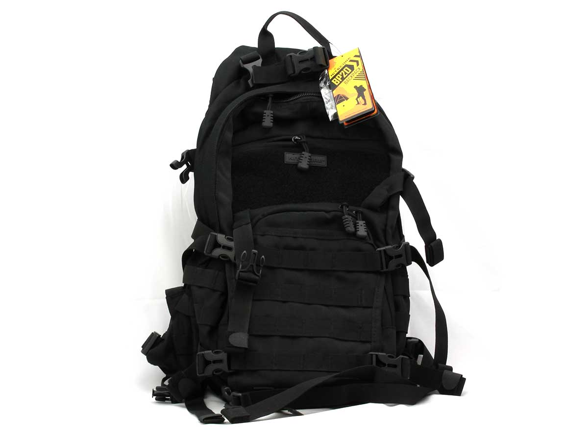 Nitecore BP20 Backpack by itself