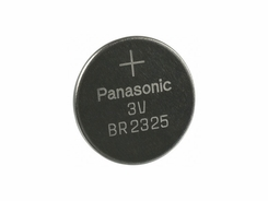 Panasonic BR2325 175mAh 3V Lithium (LiMNO2) Coin Cell Battery - Bulk