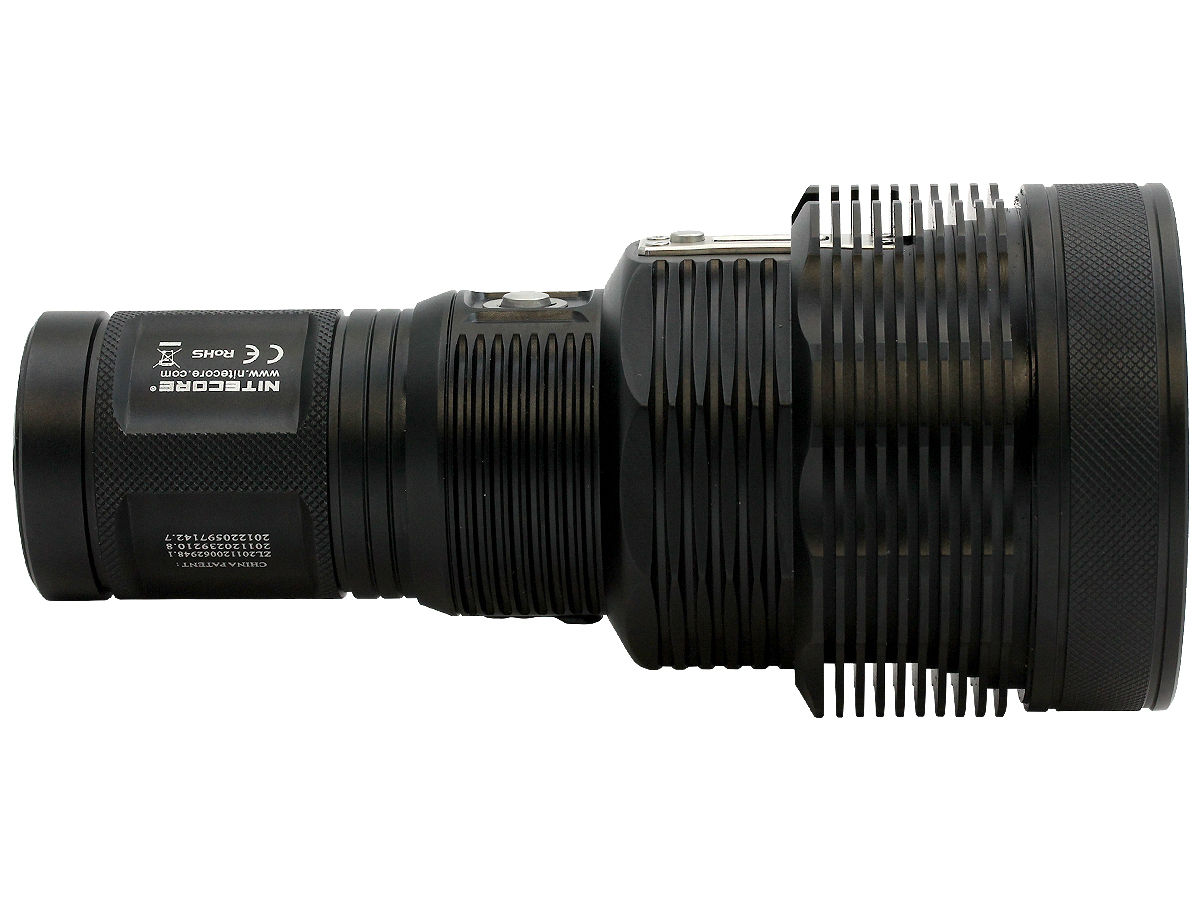 Boxed Package of the flashlight