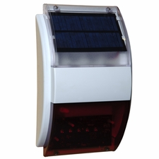 Sunforce Solar Flashing Alarm System (86319)
