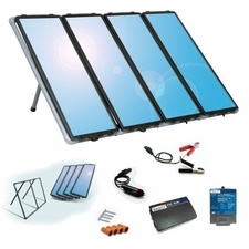 Sunforce Solar 60 watt Solar Back up Kit (50048)