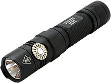 Nitecore Explorer EC22 Infinitely Variable Brightness Flashlight - CREE XP-L HD V6 LED - 1000 Lumens - Uses 1 x 18650 or 2 x CR123A