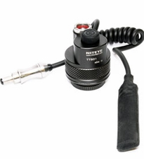 Niteye TTS01 Remote Pressure Switch for the TF/TR/TS Series Flashlights