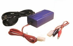 Multi-Current Smart Charger 1-2 A For 4.8V - 10.8V NiMH / NiCd Battery Packs / UL Listed