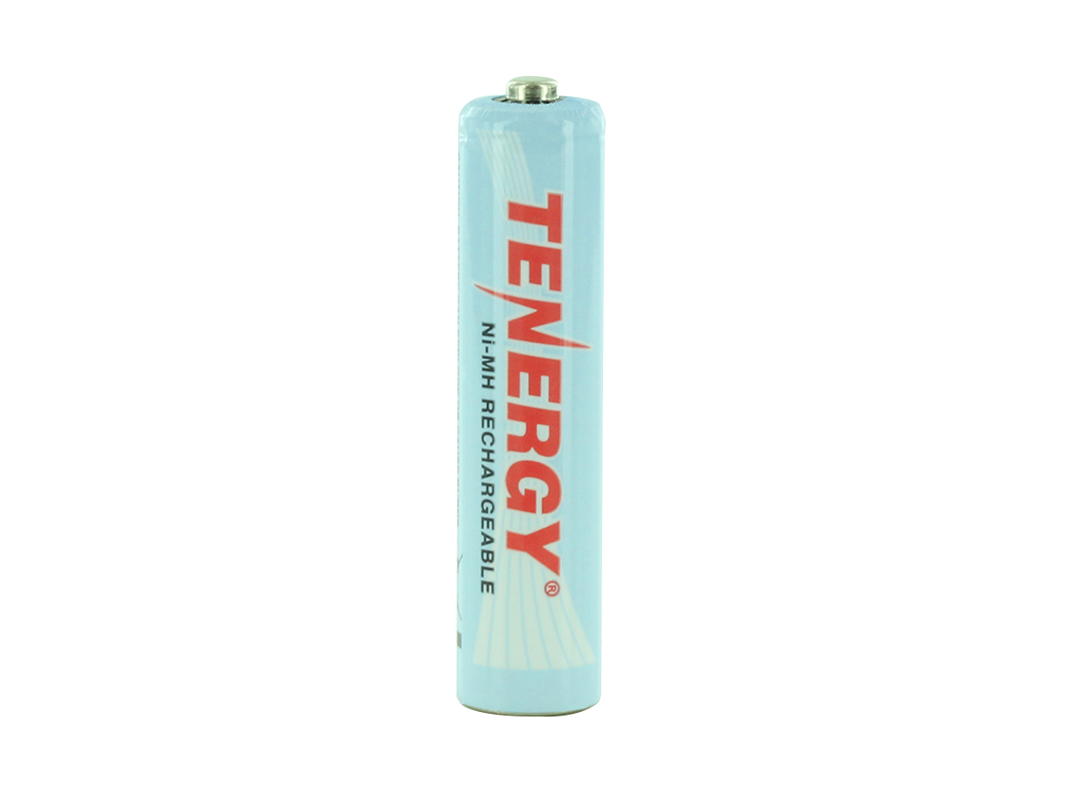 Bottom Terminal of the Tenergy 10400 AAA Battery