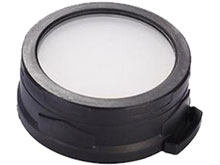 Nitecore 60mm White Filter - Works with TM11, TM15 & MH40