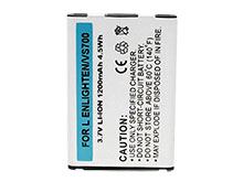 Empire BLI-1179-12 1200mAh 3.7V Replacement Lithium-Ion (Li-ion) Cell Phone Battery Pack for LG ENLIGHTEN / VS700