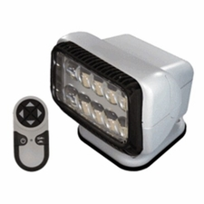 Golight LED Permanent Mount Radioray With Wireless Remote - Available in White or Black