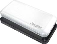 Energizer 10000mAh Power Bank with 3 Outputs (UE10030MP) - Black and White Options