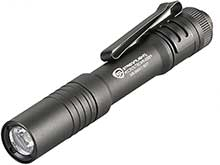 Streamlight Microstream USB Rechargeable EDC Flashlight - C4 LED - 250 Lumens - Includes 350mAh Li-ion Battery Pack - Clam Shell or Boxed